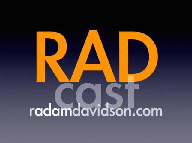 Radblog logo